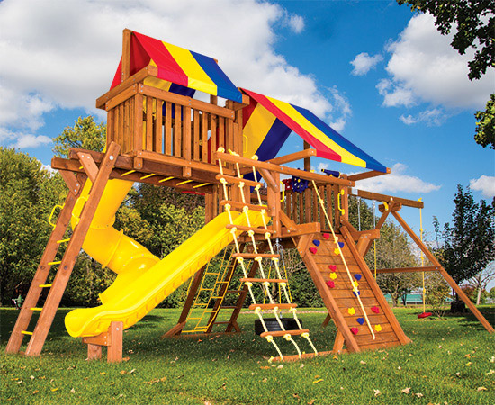 swingsets set play n homepage playground square learn equipment rainbow swing prices outdoor