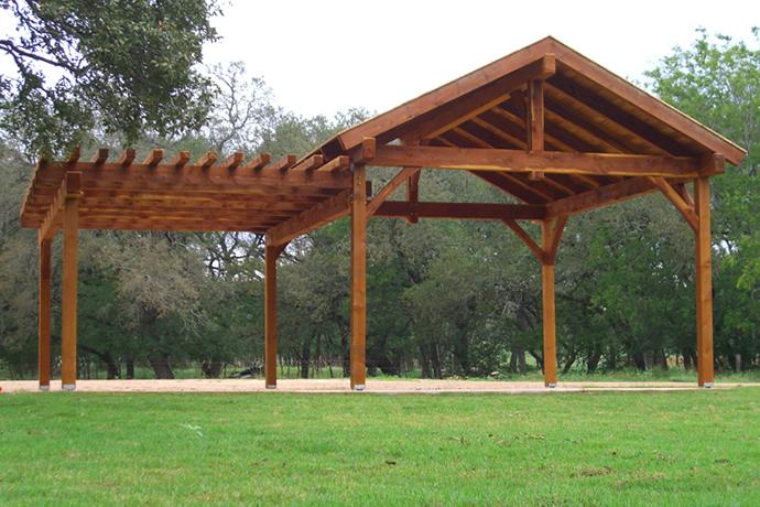 Patio Pavilion Plans Joy Studio Design Gallery Best