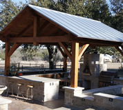 HOMEFIELD Outdoor Pavilion