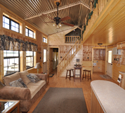 Cabin by HOMEFIELD