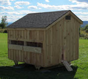 Chicken Coop by HOMEFIELD