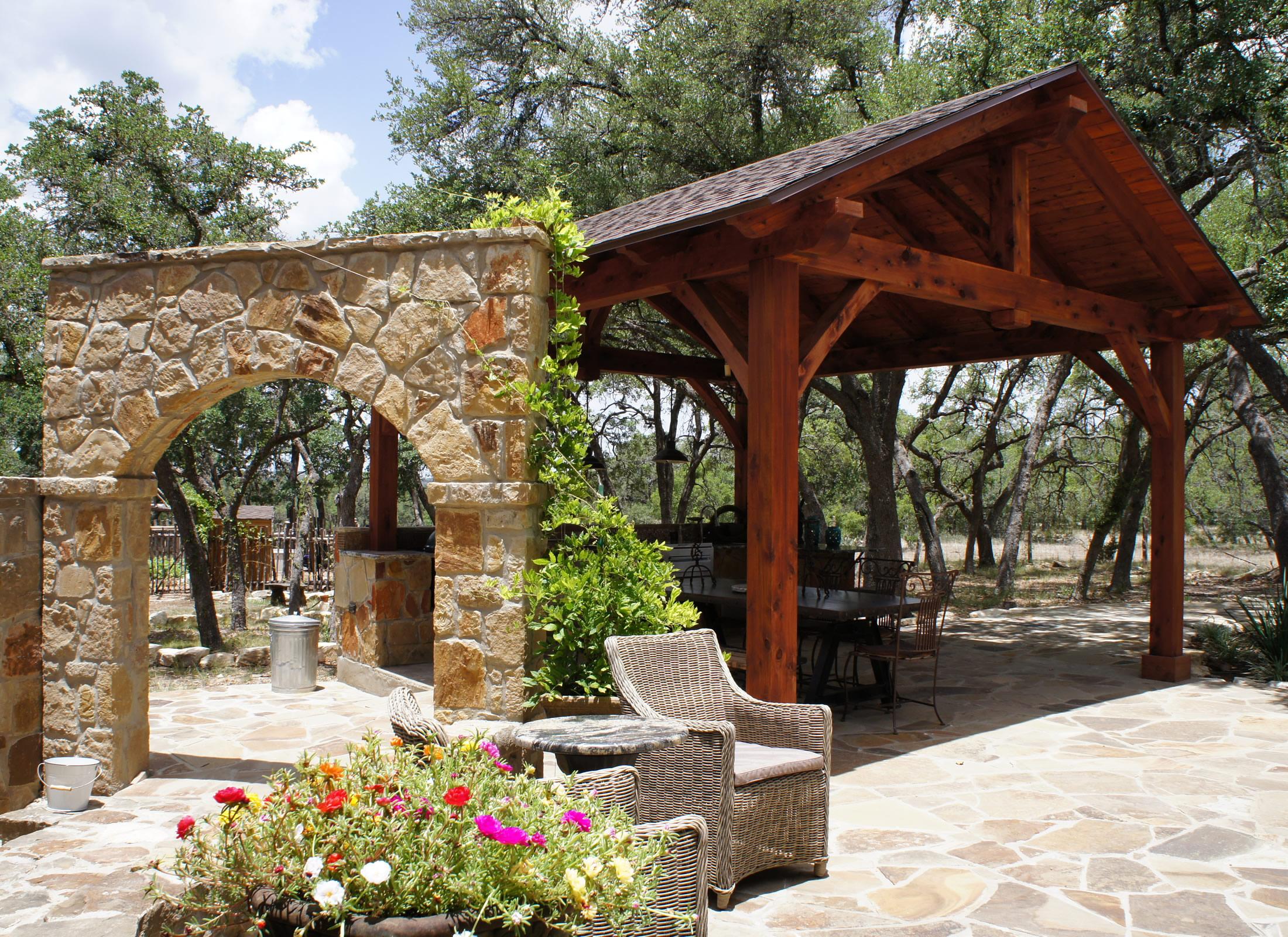 Outdoor Living San Antonio Backyard Products New