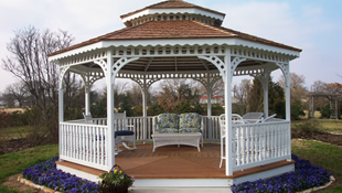 HOMEFIELD Gazebos