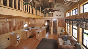 Cabins & Storage Shed San Antonio | Outdoor Shelter New Braunfels | Hunting ...