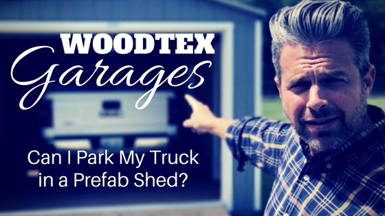 Woodtex Prefab Storage Building Garage